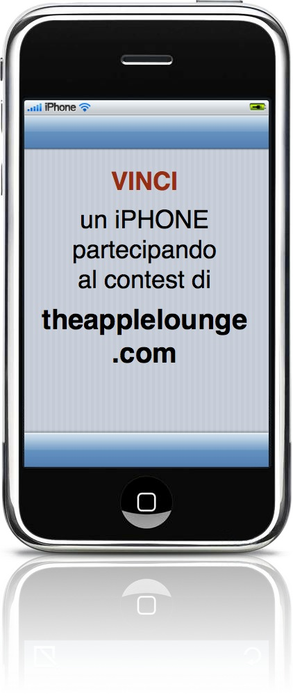 TheAppleLounge contest