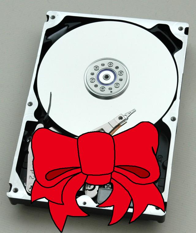 hard disk immagine