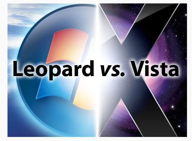 vista vs leopard