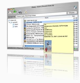 zipeg immagine