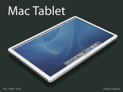 mac tablet immagine