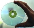 Fluorescent Multilayer Disc