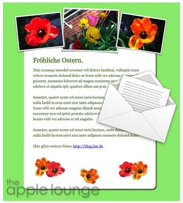 eastermail immagine