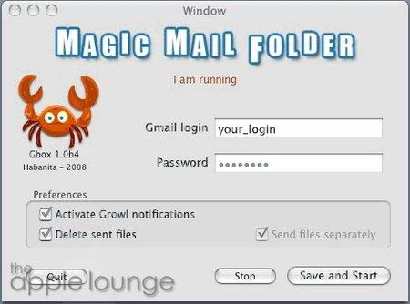 magic mail immagine