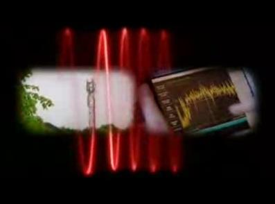 """Foto dal documentario BBC \""""Wi-Fi: a warning signal\"""""""