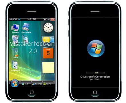Un\'offesa all\'iPhone