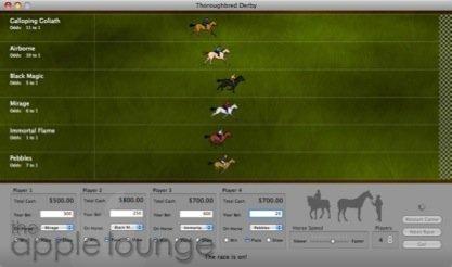 Thoroughbred derby le scommesse sulle corse dei cavalli for Giochi di cavalli da corsa