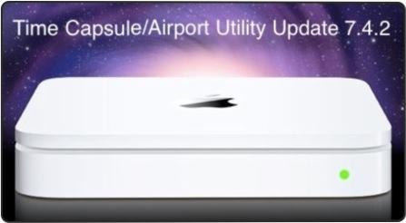 time capsule update 7.4.2