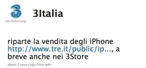 3italia iphone new