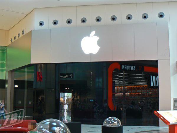 Apple store intro