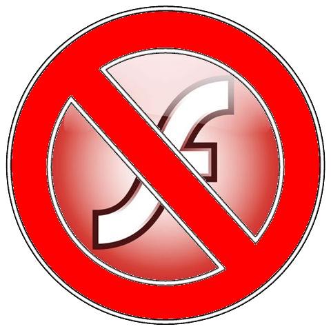 divieto di flash