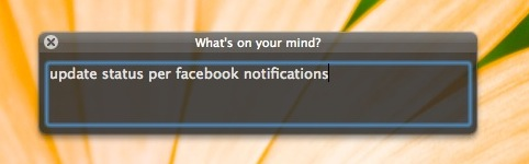 hud facebook notifications