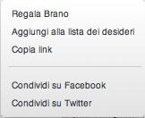 iTunes Social Network