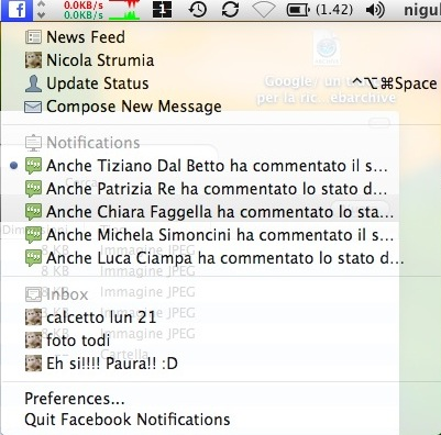 main facebook notifications