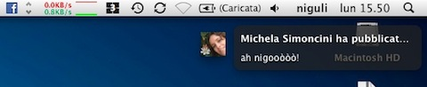 notifica facebook