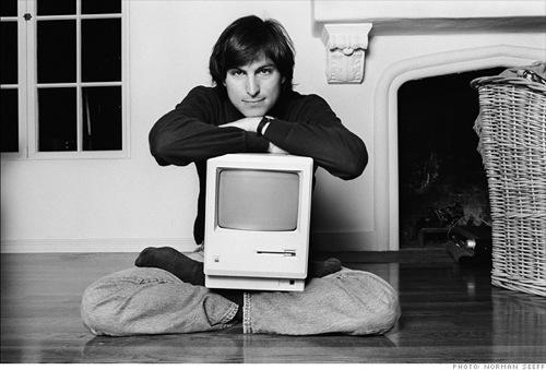 Steve Jobs - foto rare
