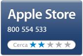 Apple Store Italia Stelle