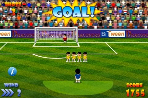 Free Kick Pro Goal