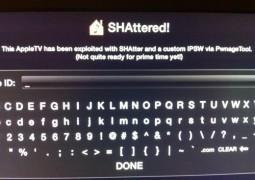 Atv Shattered
