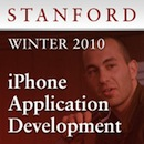 iPhone Application development Satford university