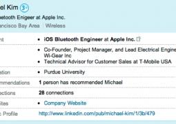 Michael Kim LinkedIn