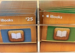 iBooks Gift Cards