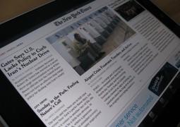 Problemi di sicurezza riviste iPad
