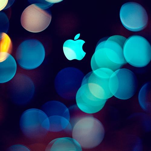 Sfondi Natalizi Apple.Applebokeh1024 55863 The Apple Lounge