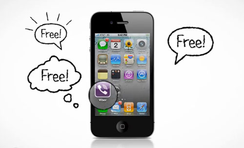 Viber chiamate VoIP 3g o WiFi gratis