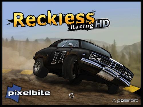 Reckless Racing HD per iPad
