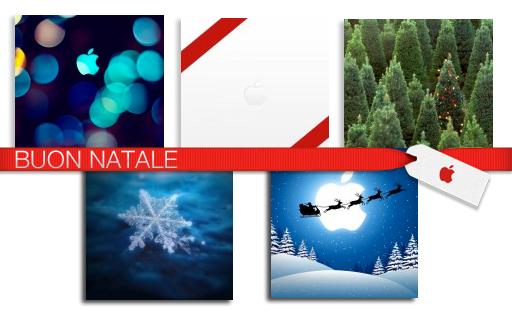 Sfondi Natalizi Apple.5 Sfondi Di Natale Per Il Vostro Ipad The Apple Lounge