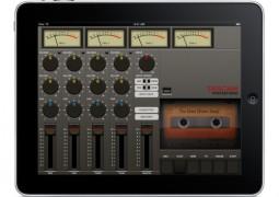 Tascam Portastudio iPad