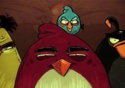 Cartone Animato Angry Birds