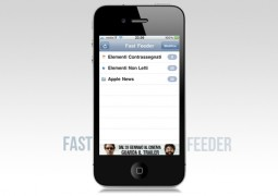 Fast Feeder iPhone