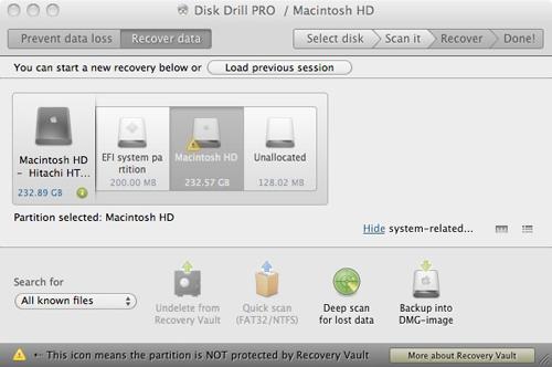 Disk Drill 1.1.84 Pro