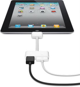 Mirroring HDMI iPad 2