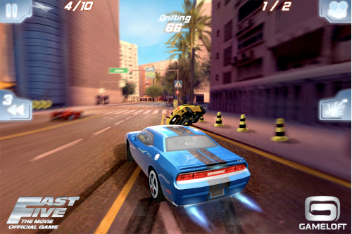 Fast Five iOS
