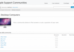 Apple Support Communities