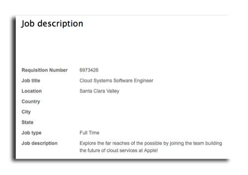 Cloud computing hiring