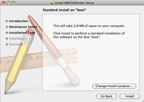 MACDefender nuovo malaware per Mac OS X