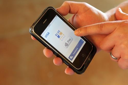 iphone NFC pagamenti
