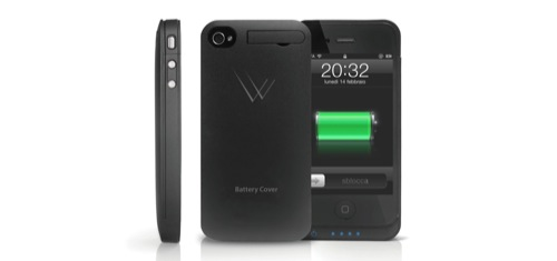 Battery cover per iPhone 4