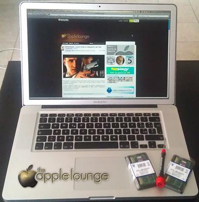 Aumento della RAM su un MacBook Pro Early 2011 - The Apple Lounge