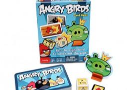 Gioco di carte Angry Birds