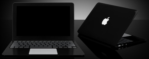 Colorware black macbook air