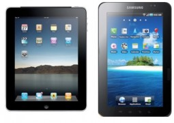 Samsung Galaxy Tab Vs iPad