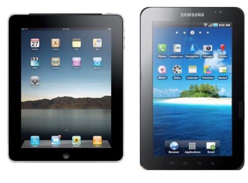 Samsung Galaxy Tab Vs iPad
