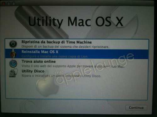 OS X Lion con o senza Mac? - The Apple Lounge