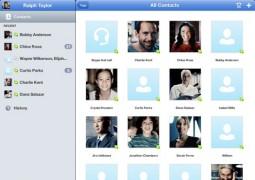 skype contatti ipad