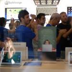 Entusiasmo dei dipendenti Apple